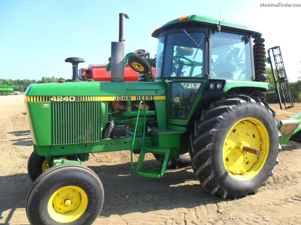 1980 John Deere 4240 Tractors - Row Crop (+100hp) - John ...