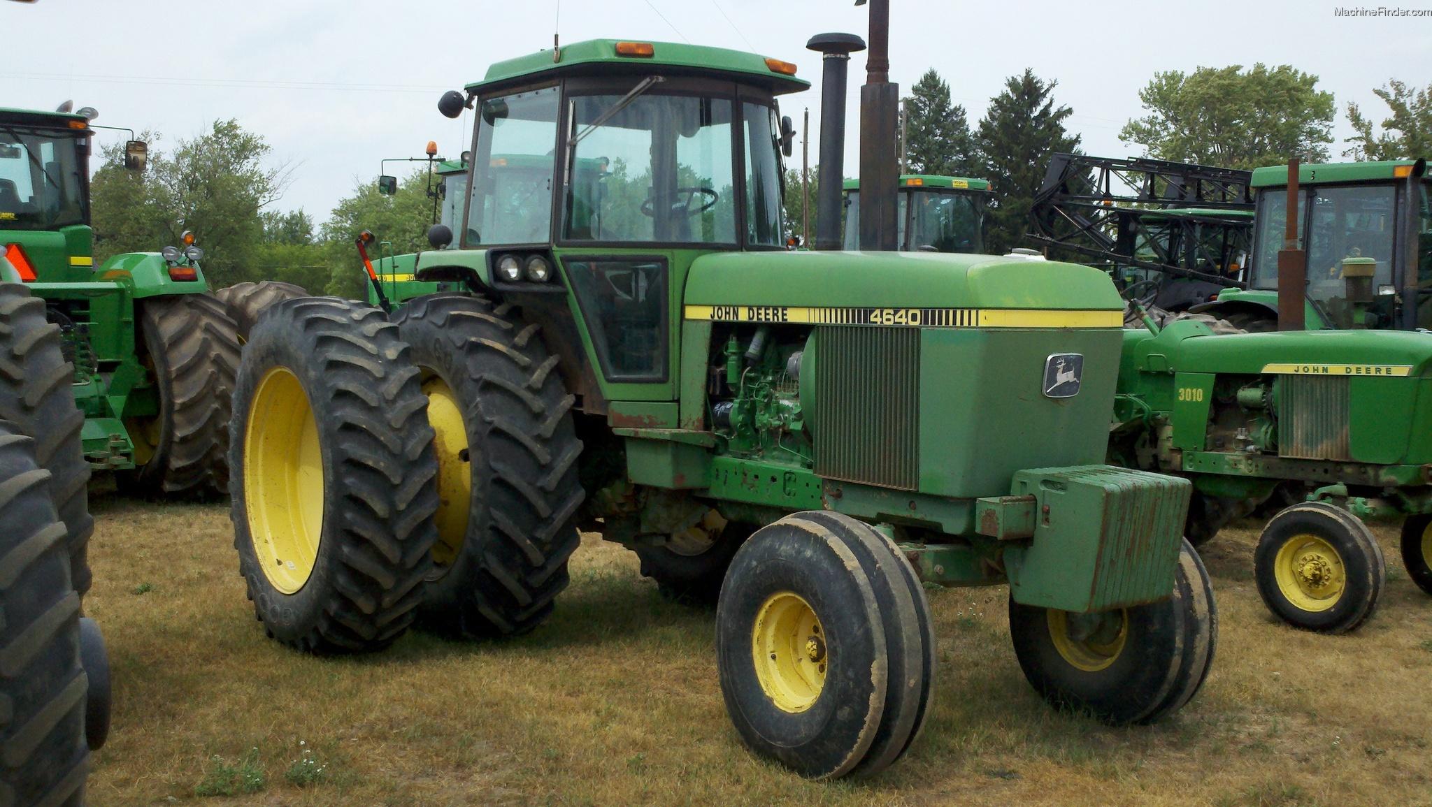 1978 John Deere 4640 Tractors - Row Crop (+100hp) - John ...