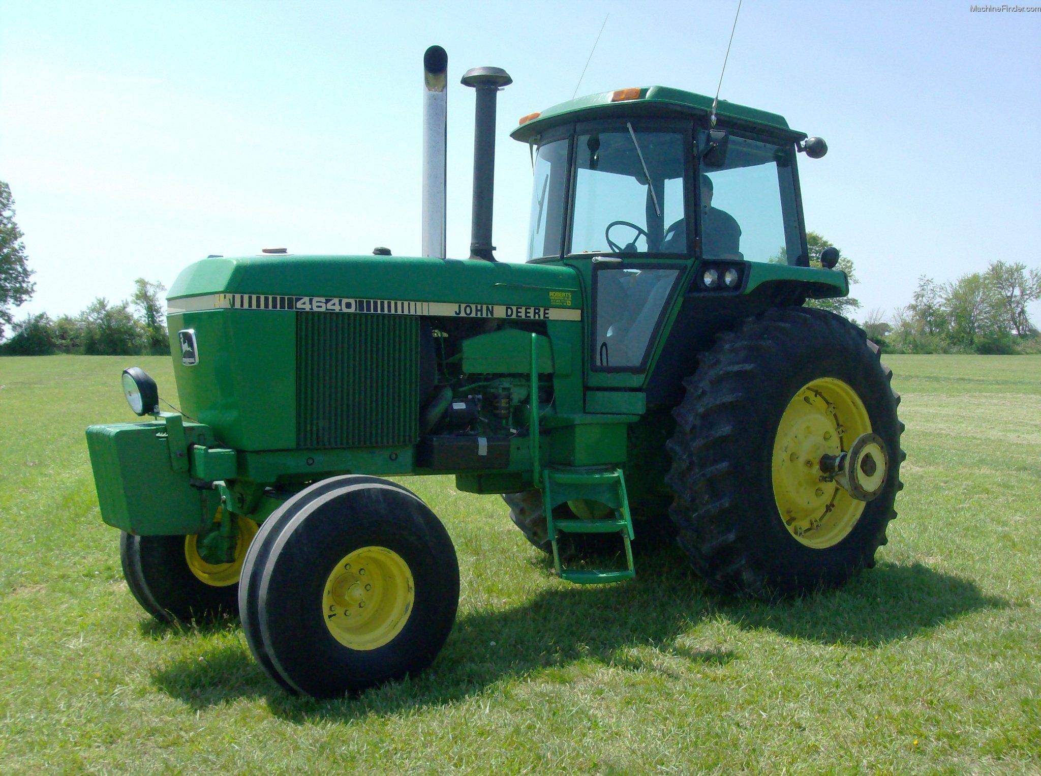 1982 John Deere 4640 Tractors - Row Crop (+100hp) - John ...