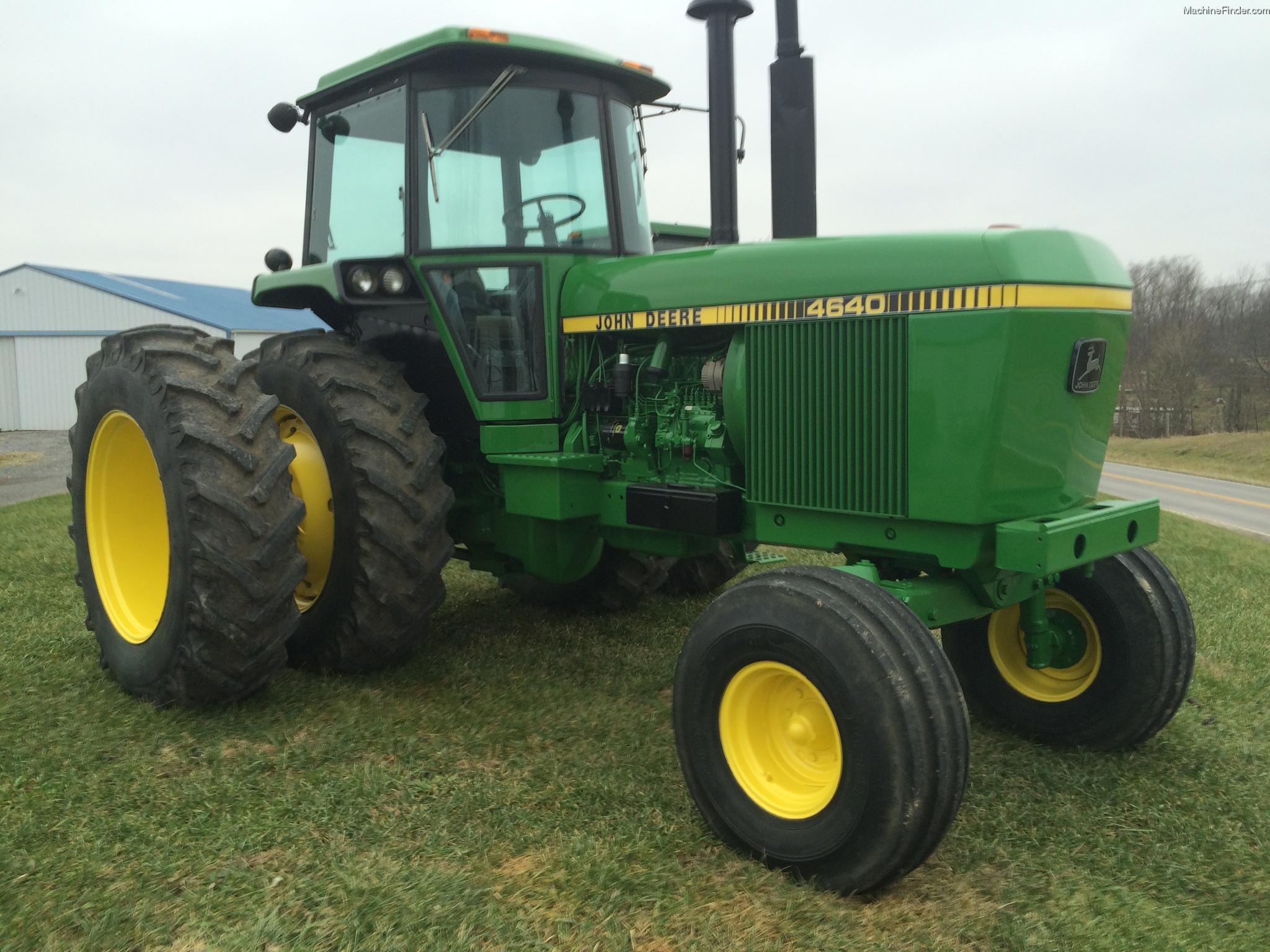 1980 John Deere 4640 Tractors - Row Crop (+100hp) - John ...