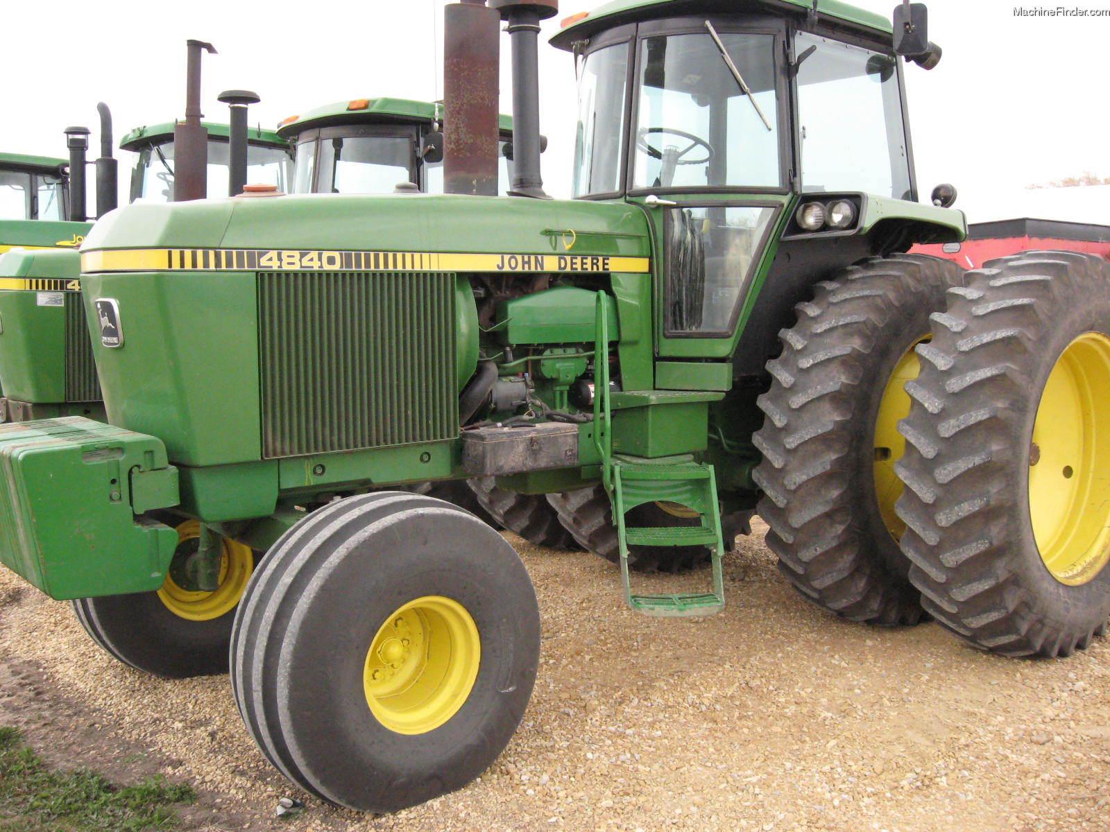 1980 John Deere 4840 Tractors - Row Crop (+100hp) - John ...