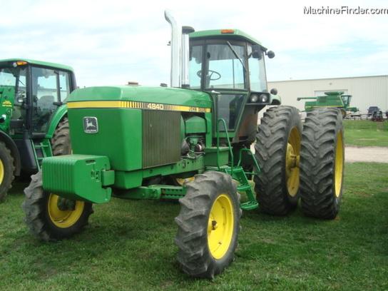 1979 John Deere 4840 Tractors - Row Crop (+100hp) - John ...