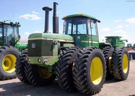1979 John Deere 8640 Tractors - Articulated 4WD - John ...