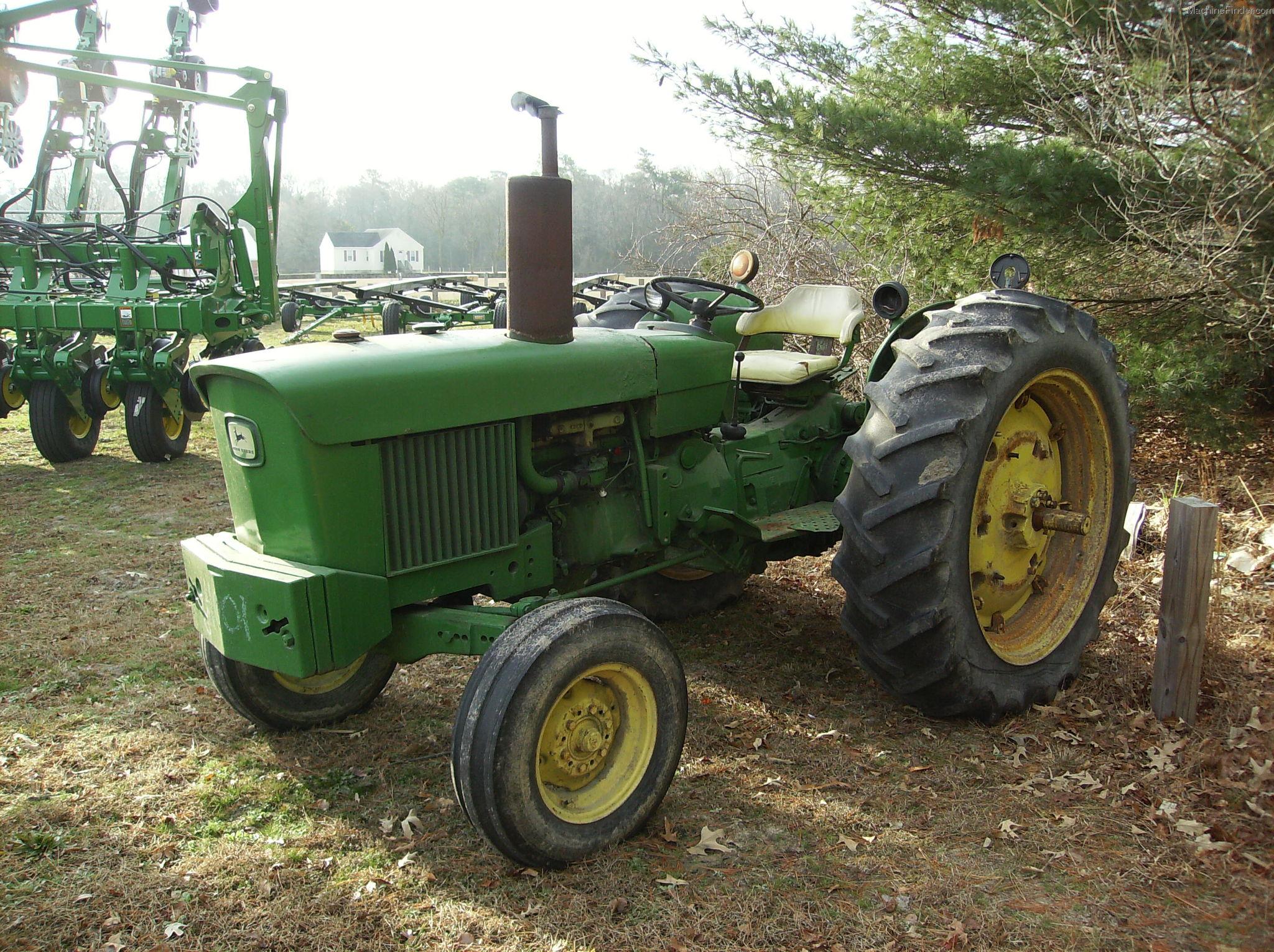 John Deere 1020 Tractors - Utility (40-100hp) - John Deere ...
