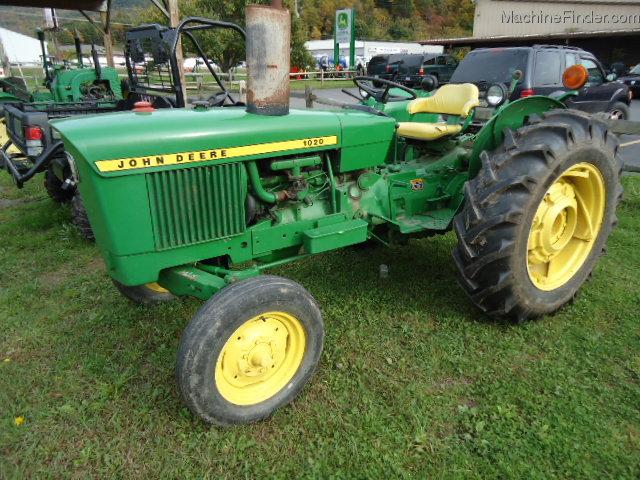 John Deere 1020 Tractors - Compact (1-40hp.) - John Deere ...