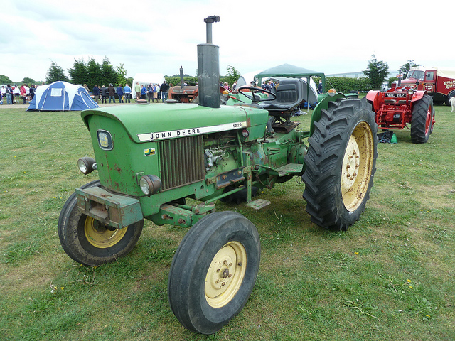 John Deere 1020 Tractor | Flickr - Photo Sharing!