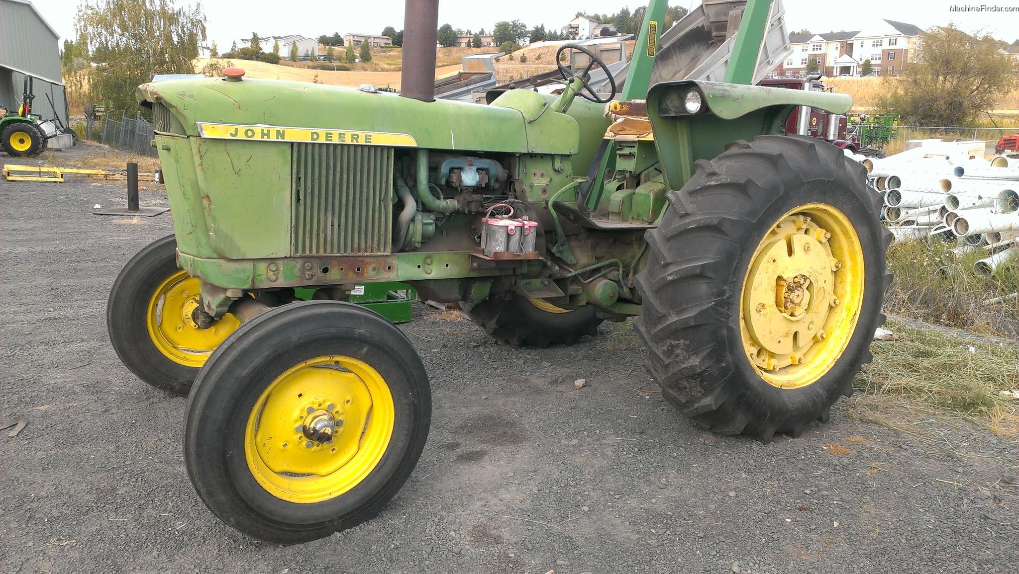 1967 John Deere 3020 Tractors - Row Crop (+100hp) - John ...
