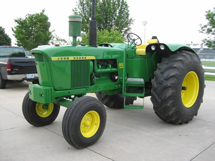 John Deere 4020 ..rh | Tractors and their ancestors and ...