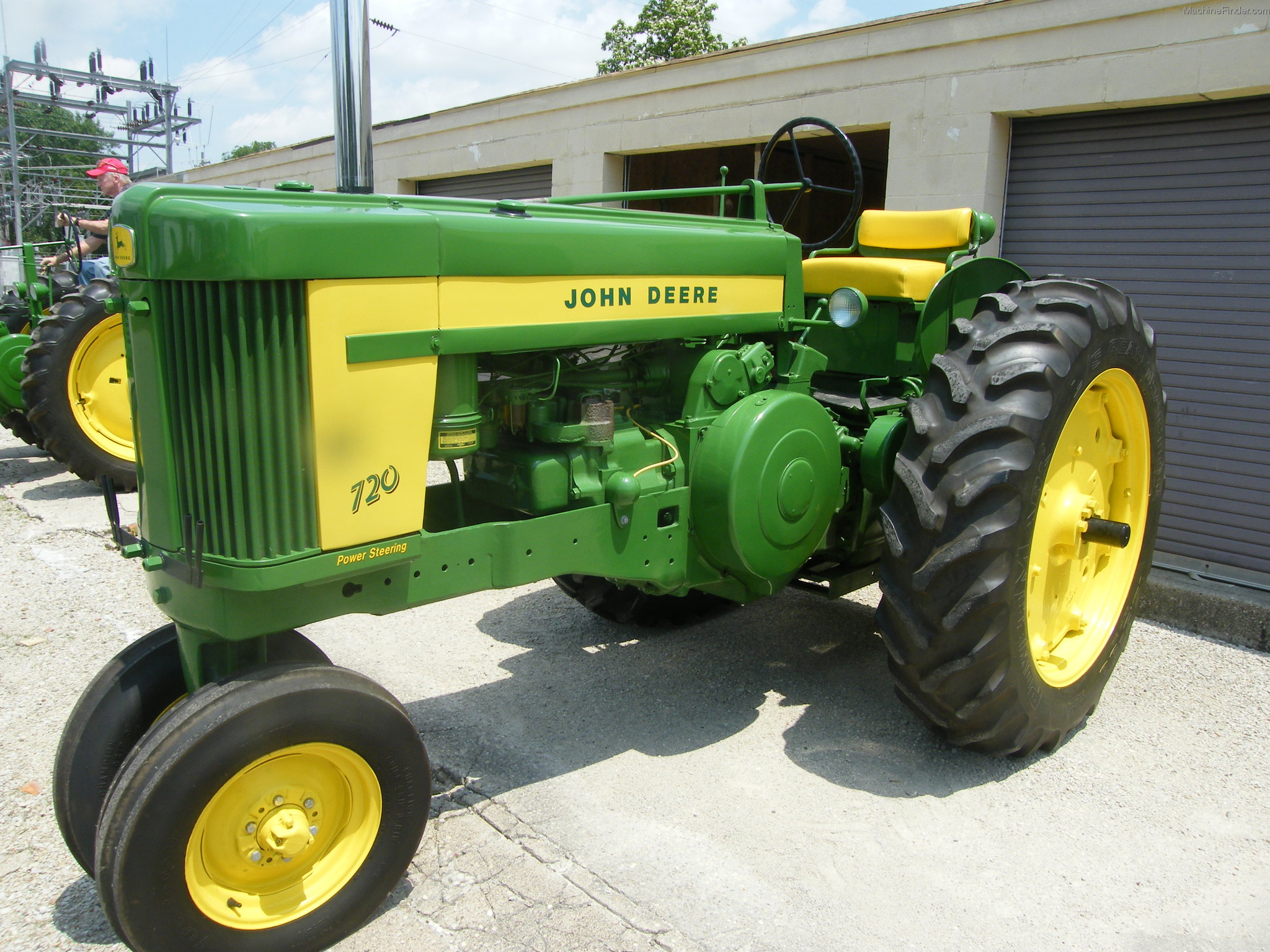 1957 John Deere 720 Tractors - Utility (40-100hp) - John ...