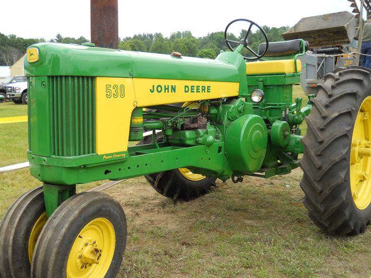 John Deere 530 Tractor   John Deere   Pinterest