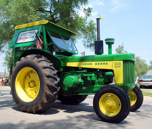 John Deere 630 Diesel | Flickr - Photo Sharing!