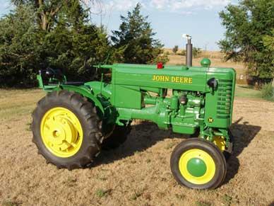 John's John Deere Tractors