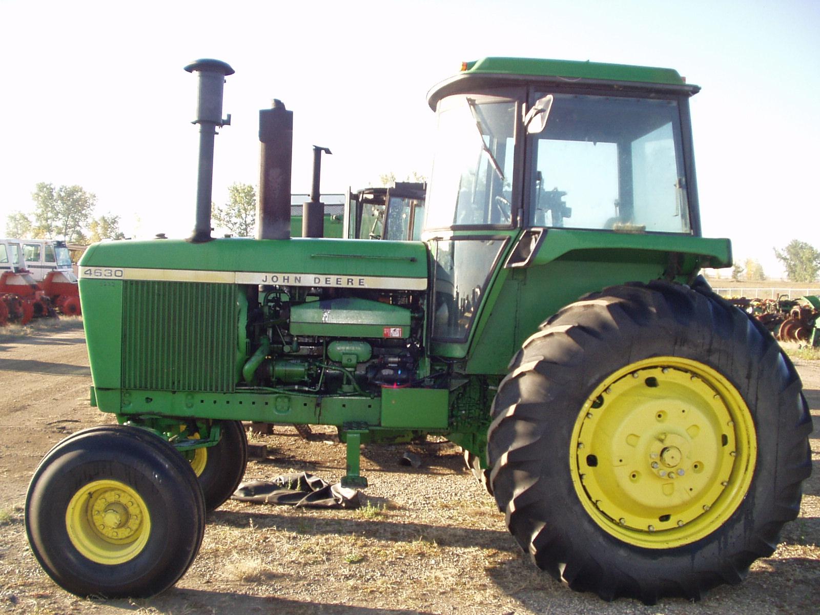 John Deere Tractor:picture # 8, reviews, news, specs, buy car