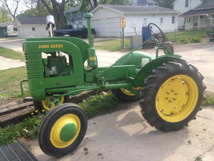 John Deere model L Tractor - John Deere Forum - Yesterday ...