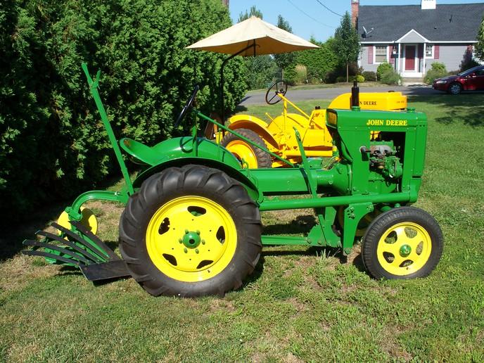 John Deere L - Yesterday's Tractors (549539)