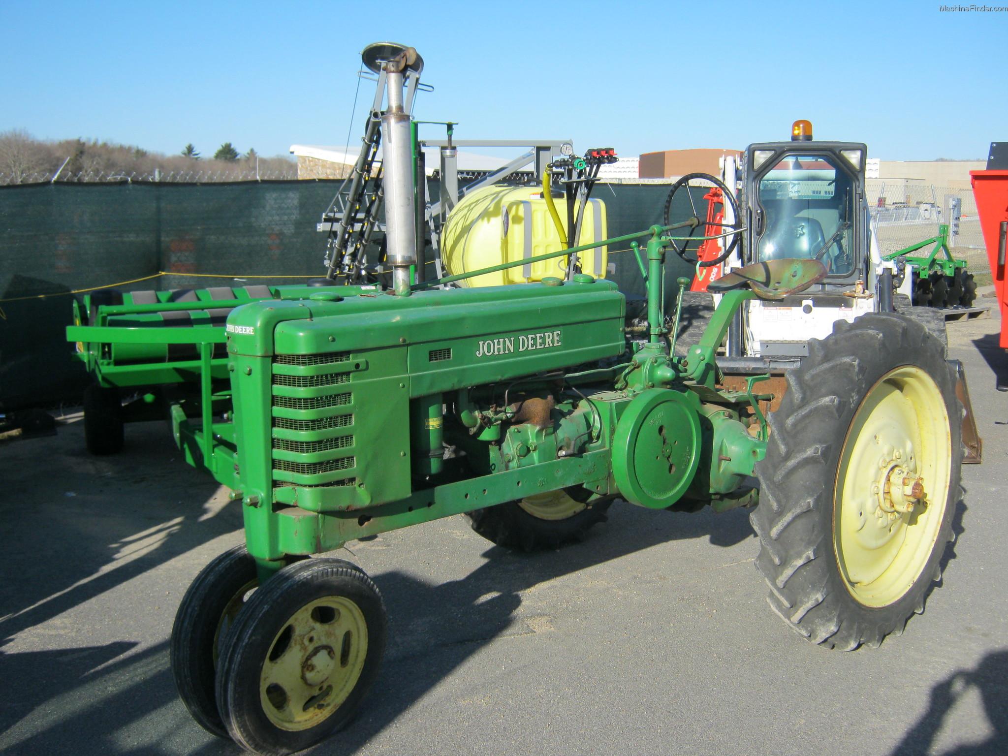John Deere H Series Tractors - Compact (1-40hp.) - John ...