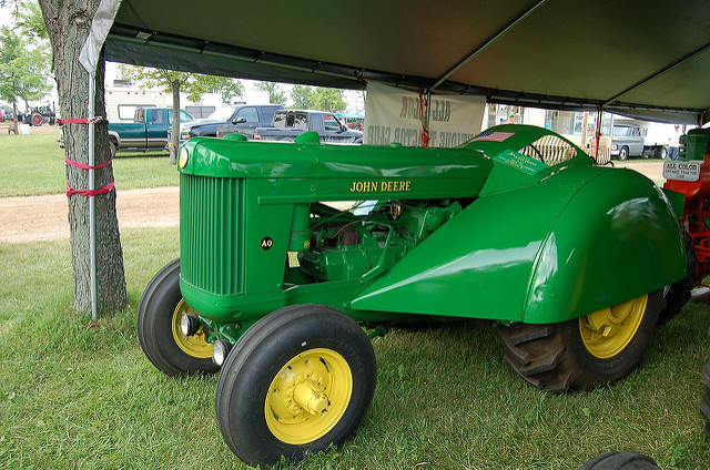 John Deere AO tractor 004 N | Flickr - Photo Sharing!