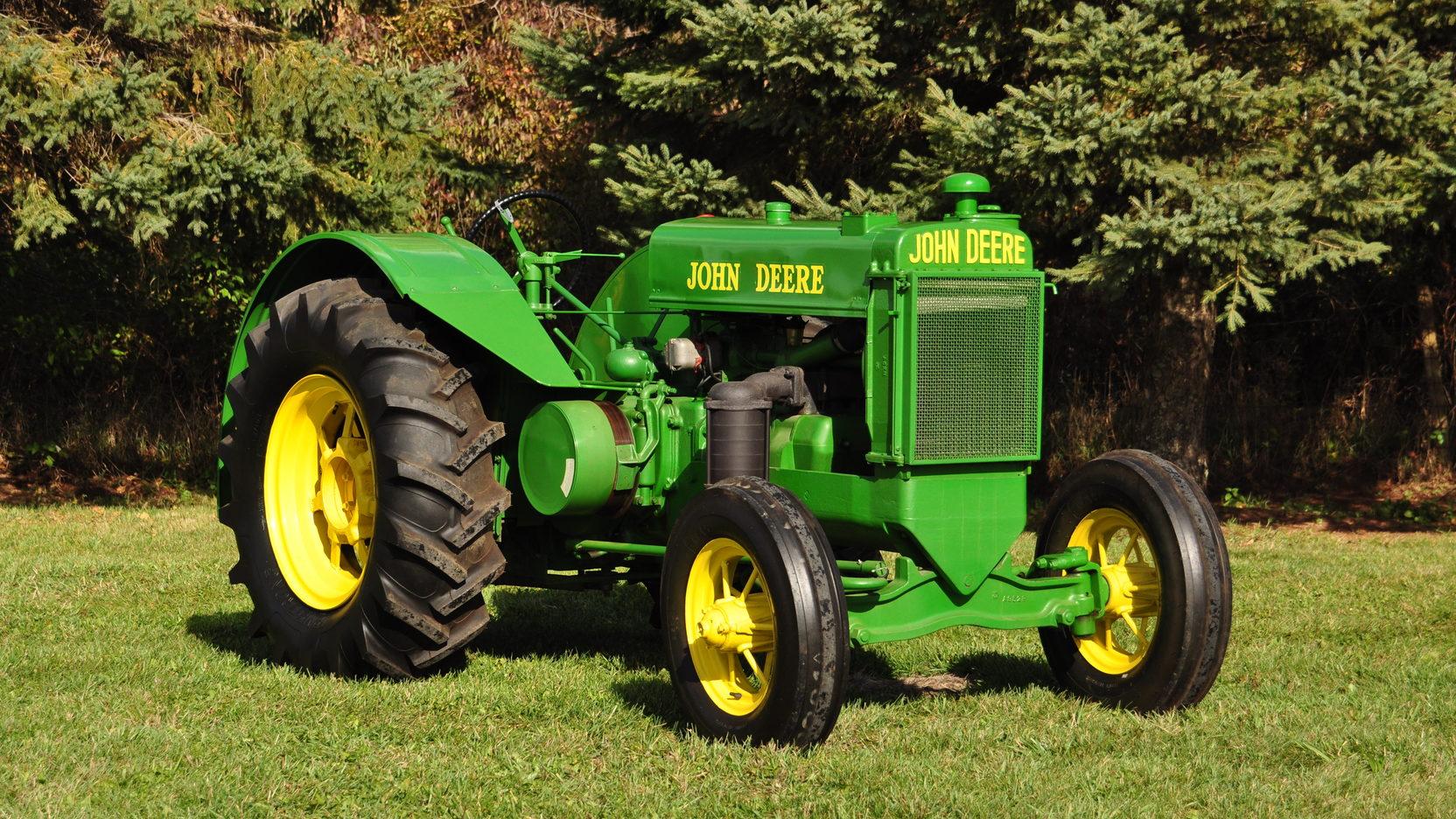 1936 John Deere AO Orchard | F35 | Davenport 2013