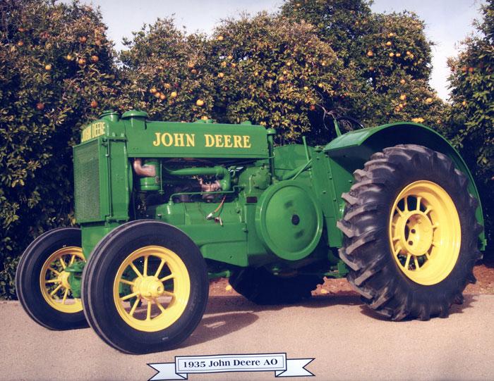 1935 John Deere AO | Agweb.com