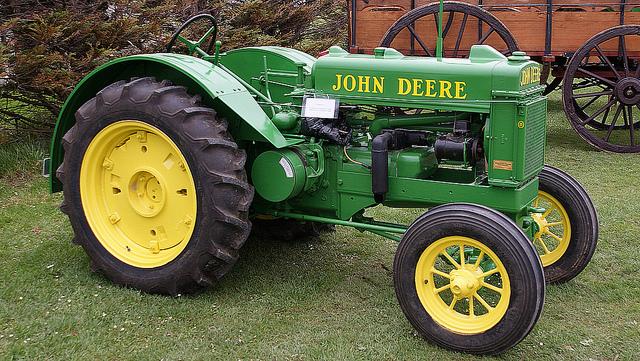 1937 John Deere BO Tractor. Orchard Version. | Flickr ...
