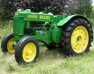 Used Farm Tractors for Sale: John Deere BO Restored (2003 ...