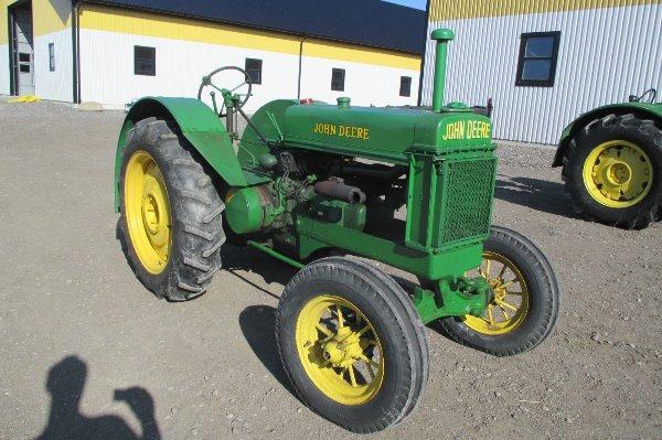 John Deere BR veterantraktor - Tractors, Price: £5,380 ...