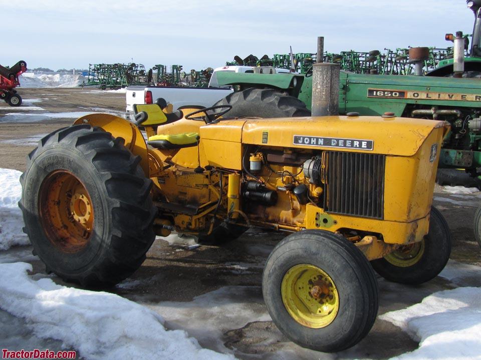 TractorData.com John Deere 401C industrial tractor photos ...