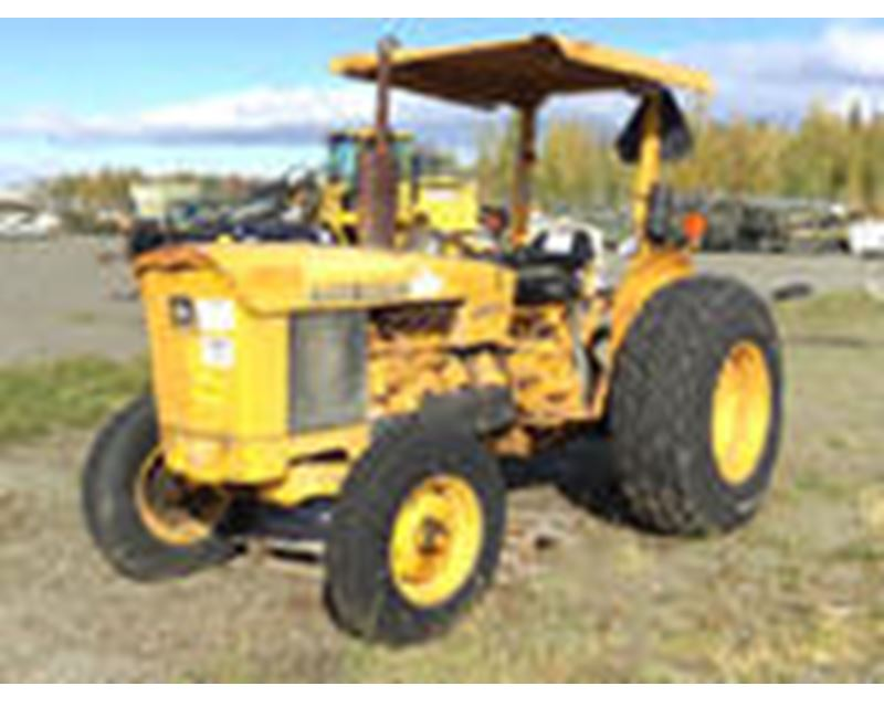 John Deere JD41-B Farm Tractor For Sale | Pleasanton, CA ...