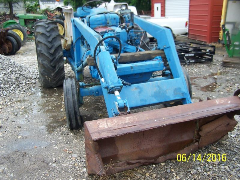 Tractor And Loader For Sale - Lawn Care And Repair