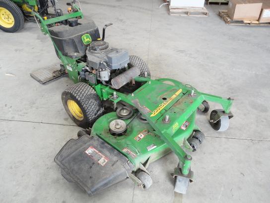 2007 John Deere 7H17 Lawn & Garden and Commercial Mowing - John Deere ...