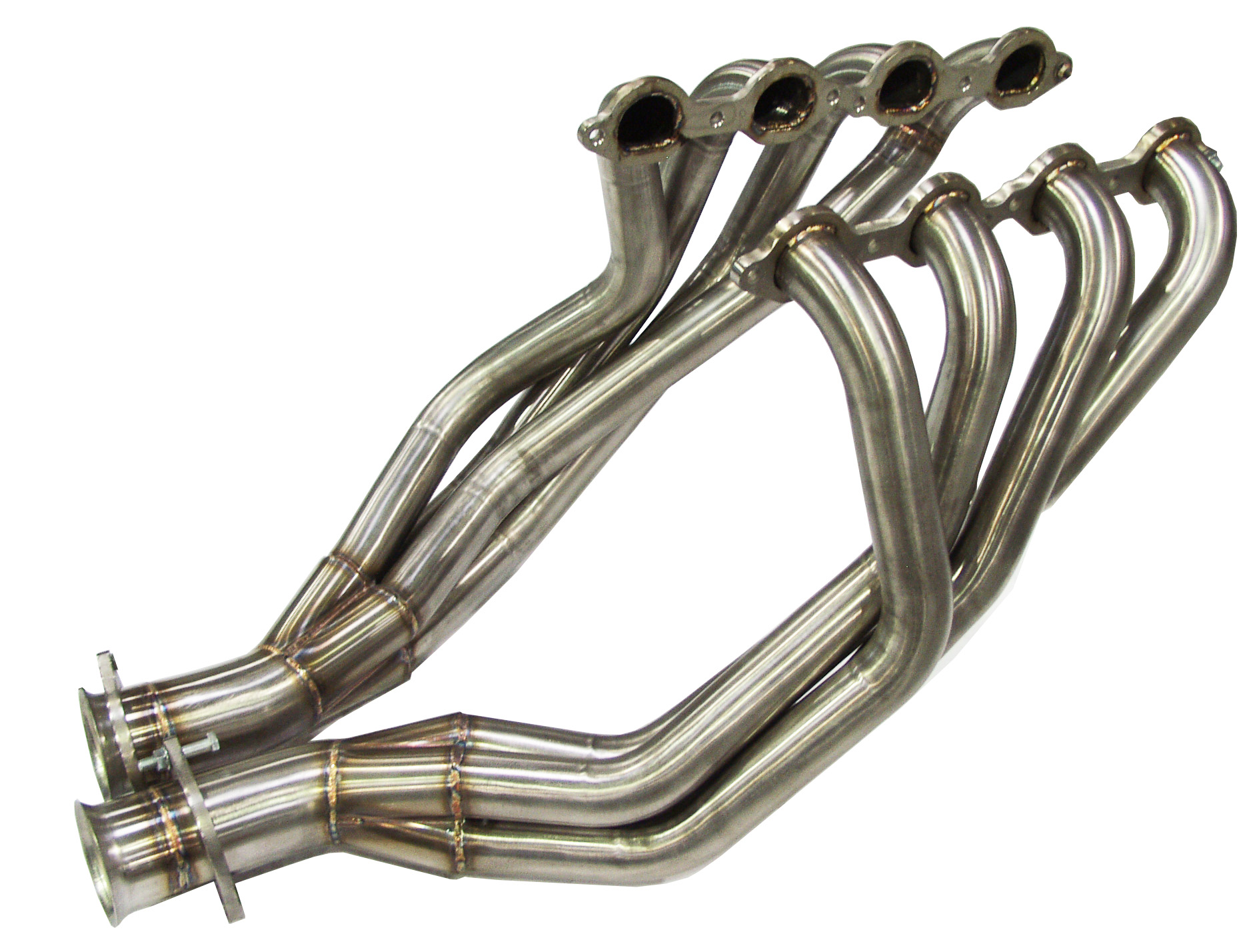 Billy Boat Headers w/MSD wires/DEI Protect a Boots ...