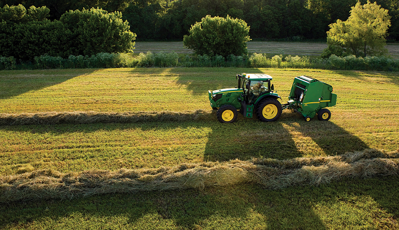 Image Gallery: 20 Hay Baling Photos to get you Summer-Ready