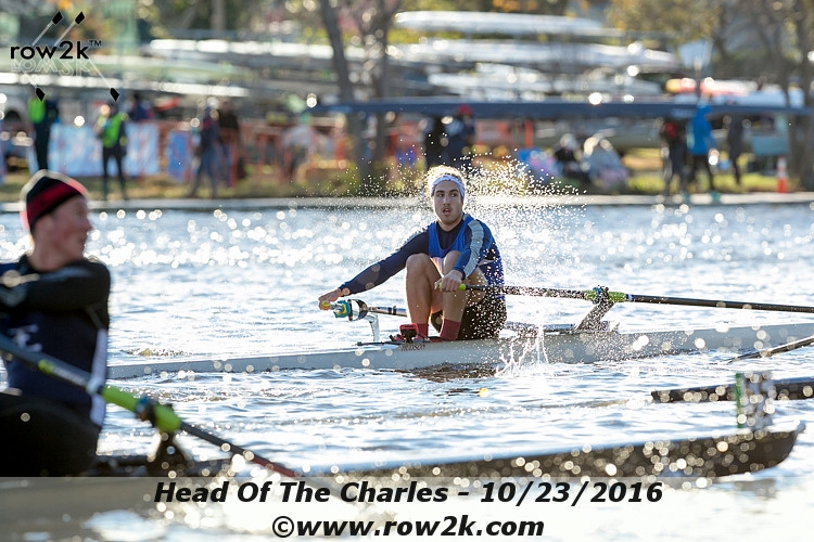 Big Headwind? Youth rowers don't care! - Head Of The ...