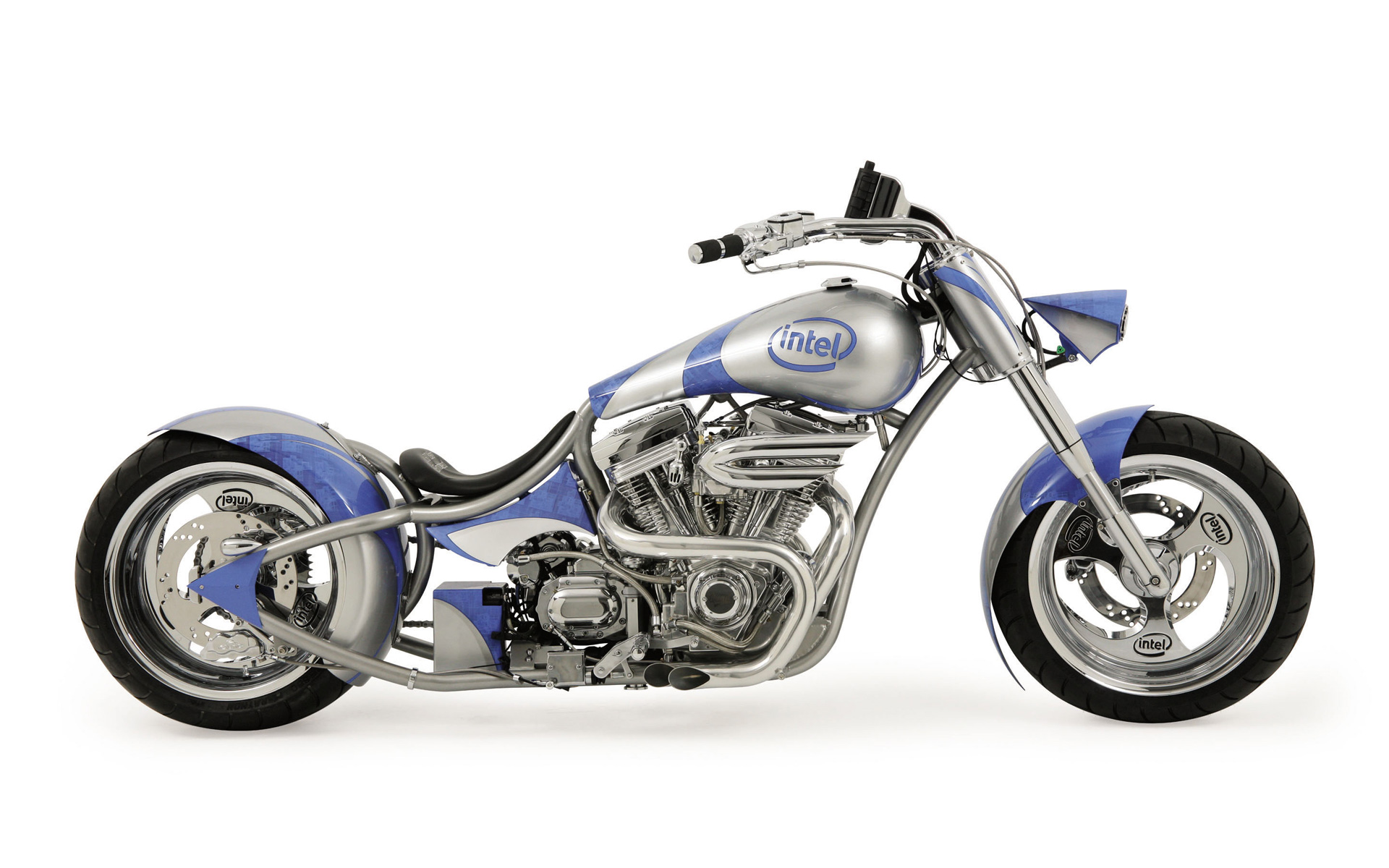 The Most Powerful and Technologically Advanced Intel Bike ...