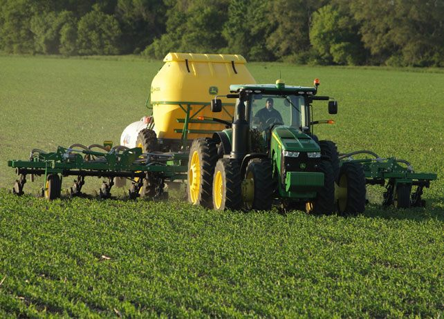 Nutrient Applicators | 2510H High-Speed Applicator with ...