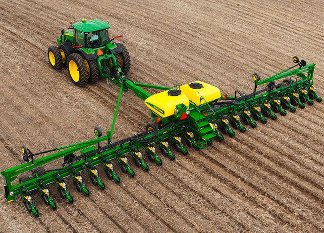 DB60 24R30 DB Planter Series Planters Planting and Seeding ...