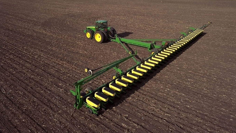 DB90 54Row20 Planter - New DB Planter Series - Riesterer ...