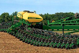 DB Planters | Planting and Seeding | John Deere