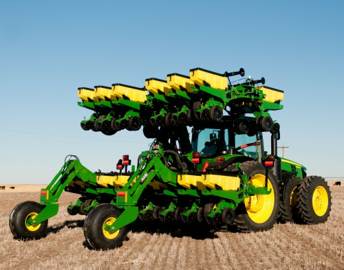 Orthman Introduces New Performance-Stacked Planters   2014 ...