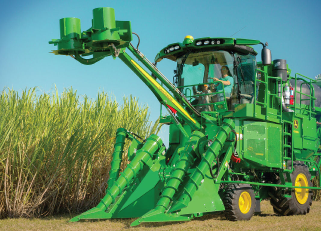 Sugar Harvesting | John Deere TH