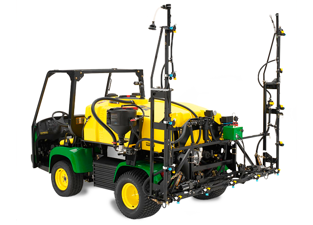 Specialty Equipment   HD300 Sprayer   John Deere CA