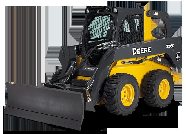 John Deere DB84 Dozer Blades Worksite Pro Attachments