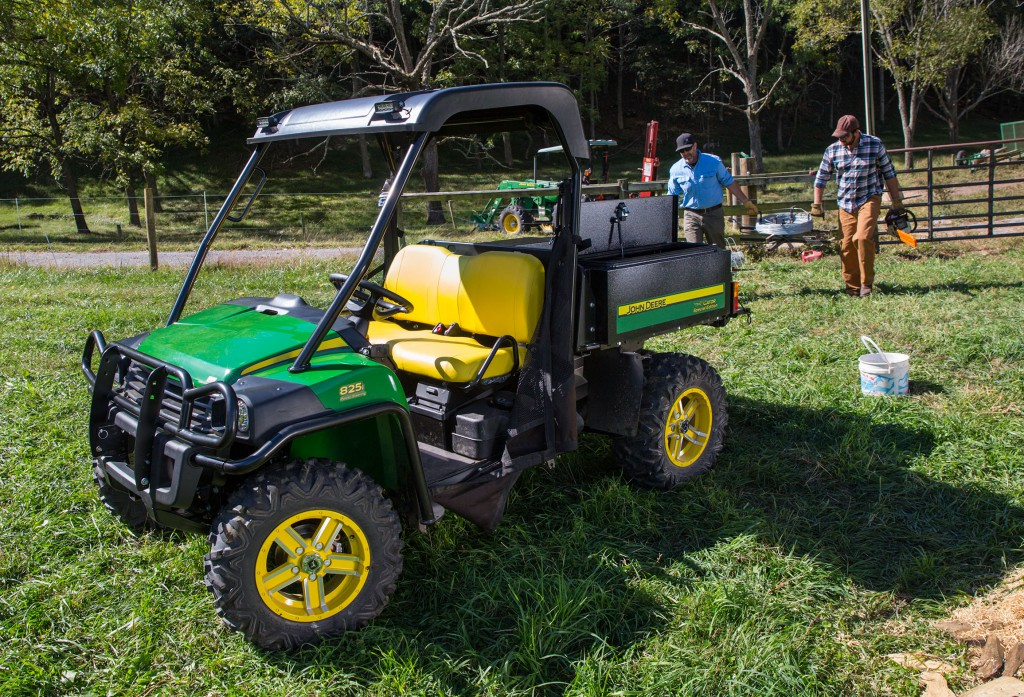 12 John Deere Gator Attachments for Farmers and Ranchers