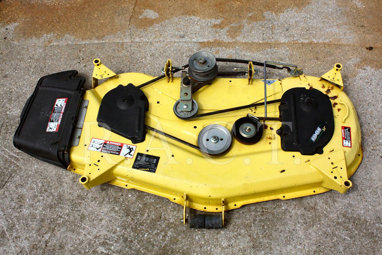 John Deere GT & LX Series 54 Mower Deck 325 345 355 ...