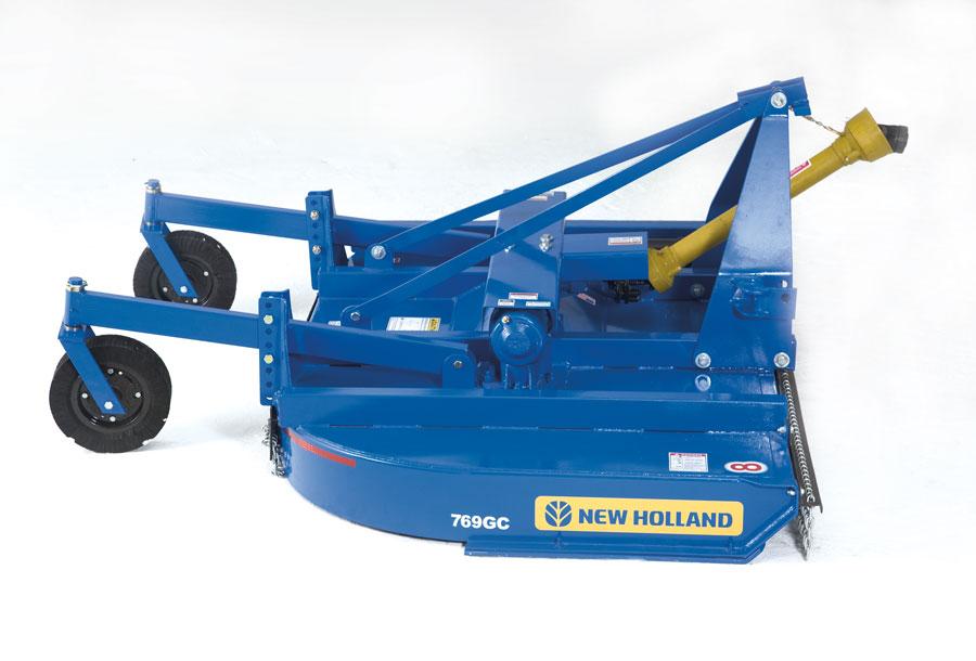 Heavy-Duty Rotary Cutters | NHAG