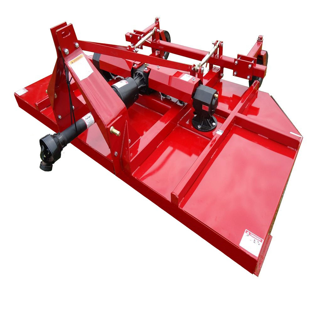 10' Medium/Heavy Duty Double Spindle Cutter Without Chain ...