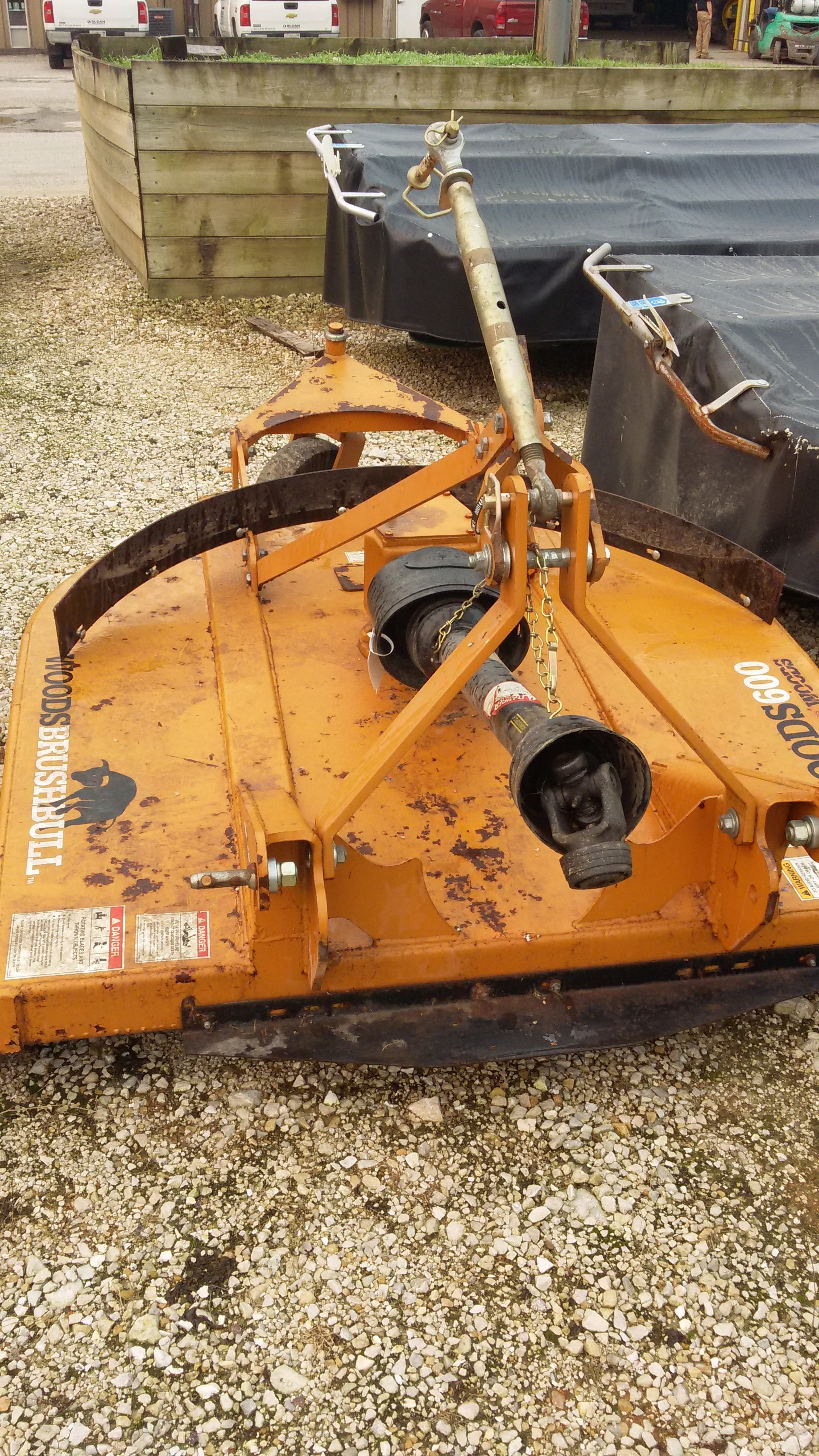 Woods BB600 Rotary Cutters: Medium-Duty for Sale   [48310]
