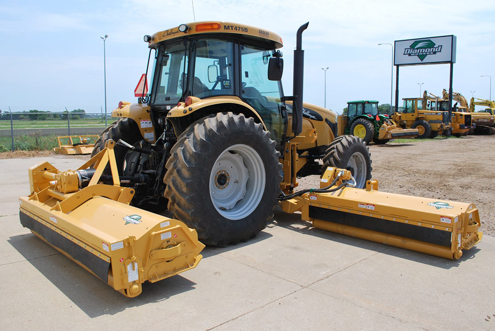 Rear PTO Flail Mowers in Eastern Canada | Colvoy Equipment ...