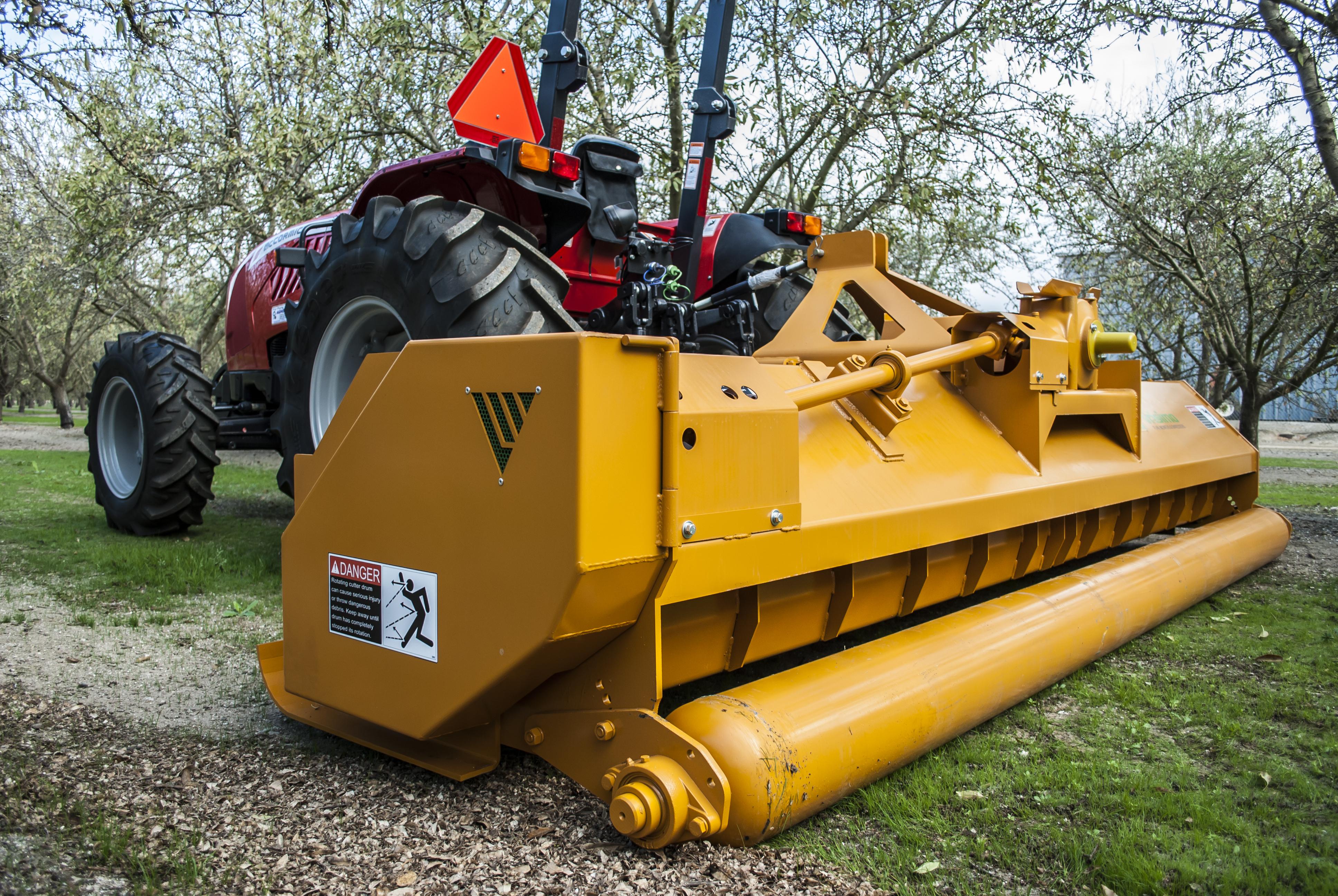 Excavator Mowers, Flail Mowers, Forestry Mulchers ...