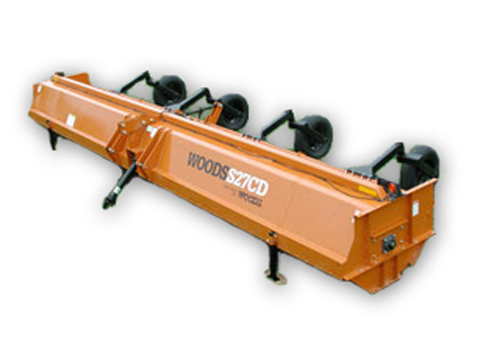Woods Dependable Center Drive Flail Shredders
